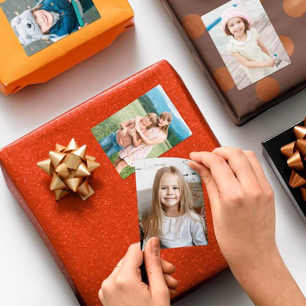 Kit Foto Adesive 18 foto adesive 6,3 x 8,8 cm